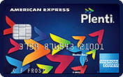 PlentiSM Credit Card from Amex