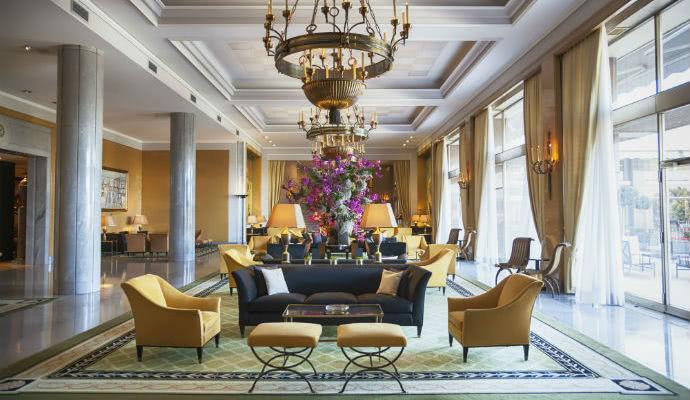 高級ホテル画像