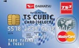 DAIHATSU TS CUBIC CARD
