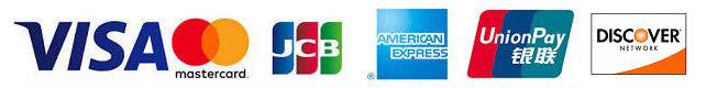 クレジットカード国際ブランドマーク